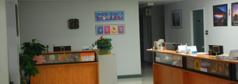Your clinic and ours.