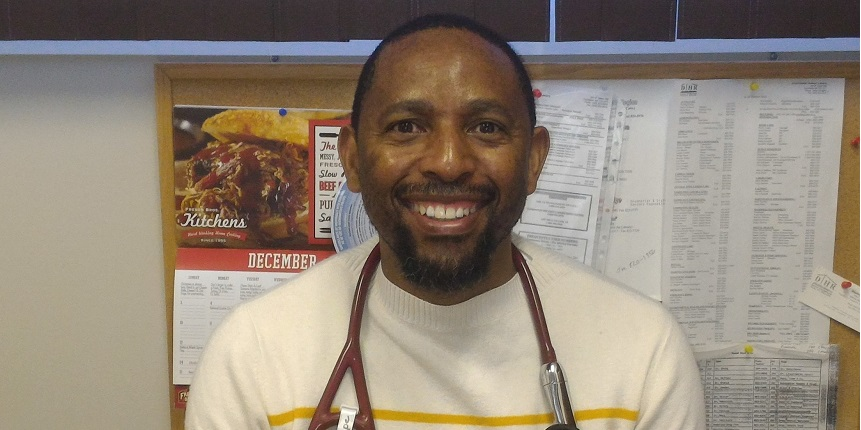 Picture of Dr Tlhape